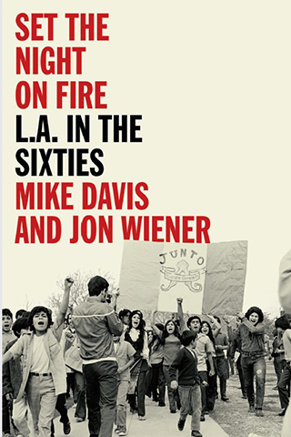 Set the Night on Fire book cover