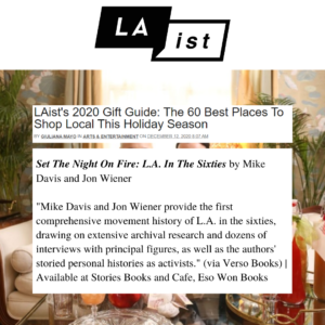 LAist's 2020 Gift Guide: The 60 Best Places To Shop Local This Holiday Season