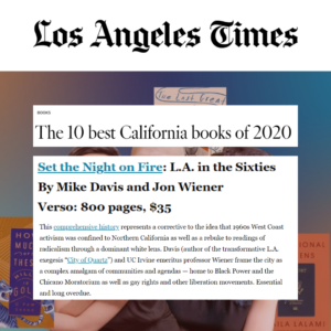The 10 best California books of 2020