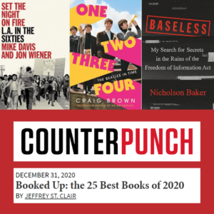 Booked Up: the 25 Best Books of 2020